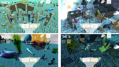 Screenshot from Ocean Craft Multiplayer Lite