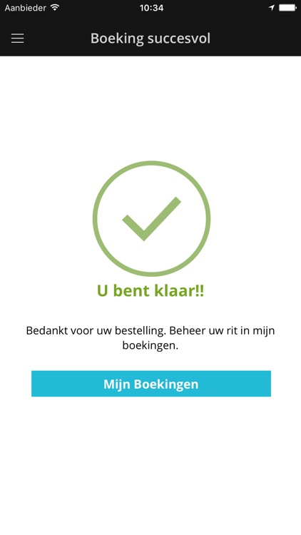 Holland Taxi App screenshot-3