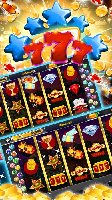 Jackpot Town Slots: Lucky Win – Free Slot Machines 1.0 IOS