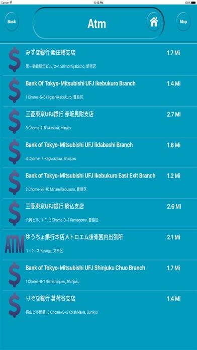 Tokyo Japan Offline City Maps Navigation review screenshots