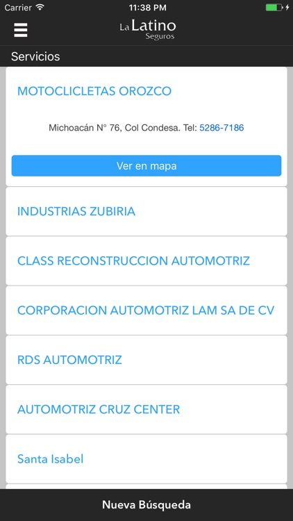 Mi Portal Latino screenshot-3