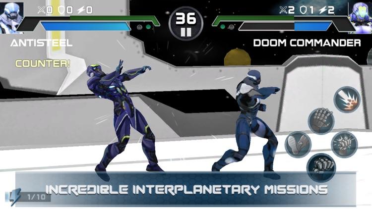 Steel Superheros Fighting Club screenshot-3