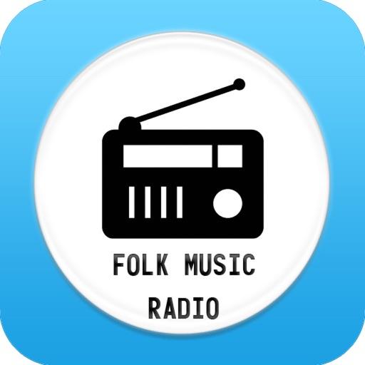 Folk Music Radios - Top Stations Music Player Live