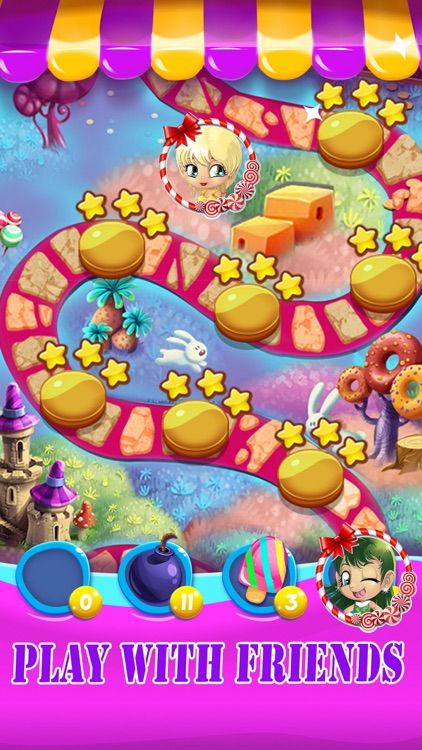 Candy Fantasy Match 3 - Story best puzzle game screenshot-4