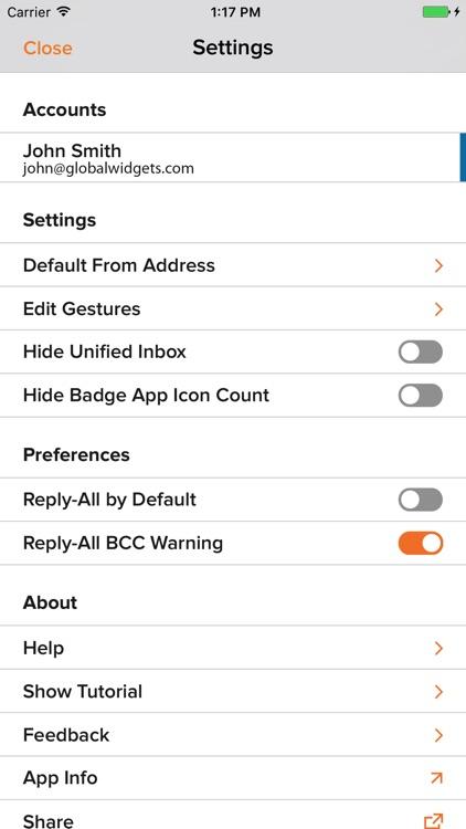 atmail mobile screenshot-4