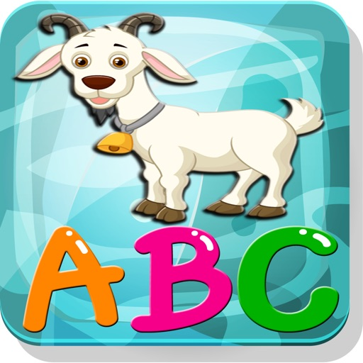 Learn ABC Animals English Vocabulary For Baby iOS App
