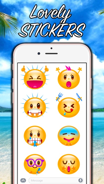 Funny Smiles > New Stickers! screenshot-0