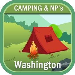 Washington Camping And National parks