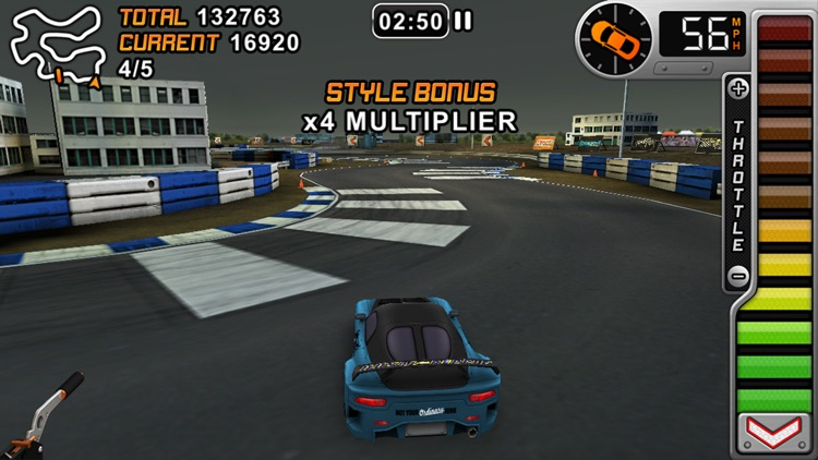 Drift Mania Championship screenshot-3