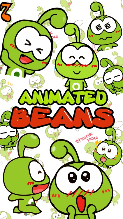 Animated Beans