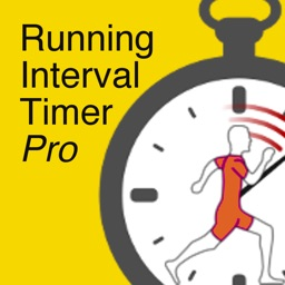 Running Interval Timer Pro /  Run-Walk Timer
