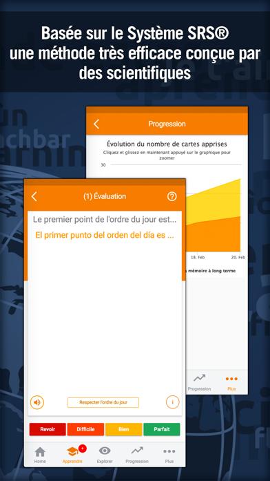 Screenshot #2 pour Espagnol professionnel