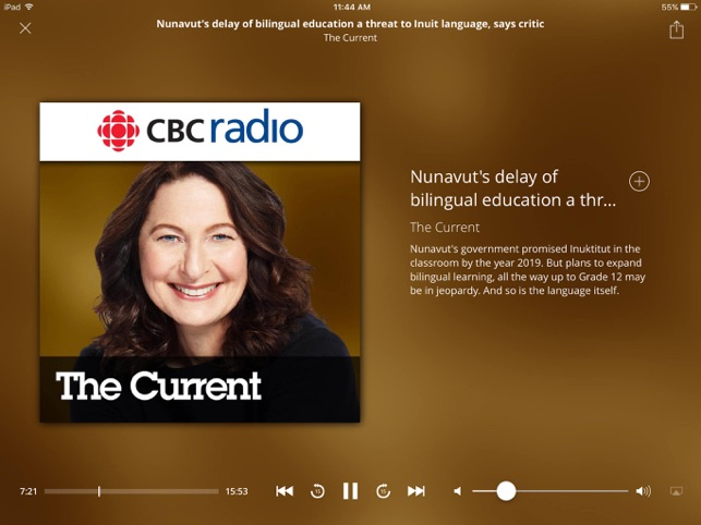 CBC Radio on the App Store