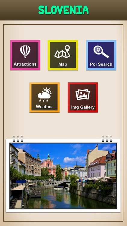 Slovenia Tourism Guide screenshot-0