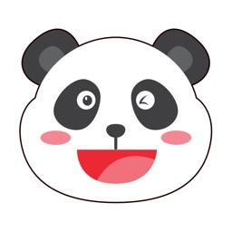 Panda Moji - Stickers and Emoji