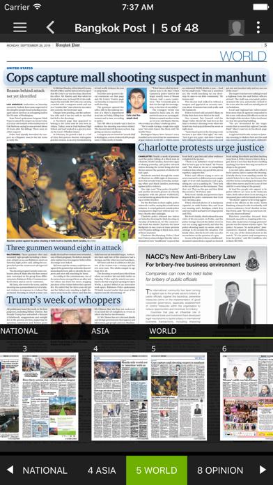 Bangkok Post Epaper   App Price Drops