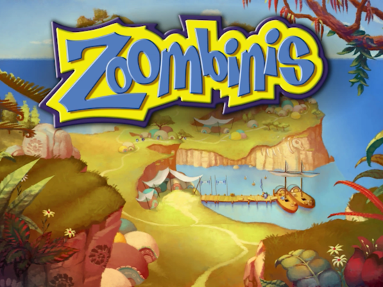 Zoombinis screenshot one