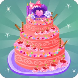 Cooking Fever wedding cake World Chef girls games