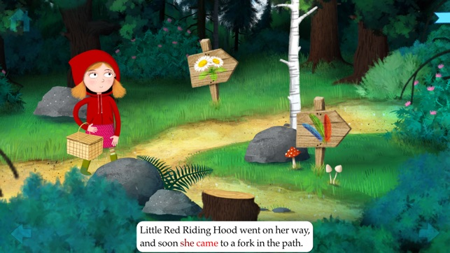 a4f79bf21 Little Red Riding Hood by Nosy Crow