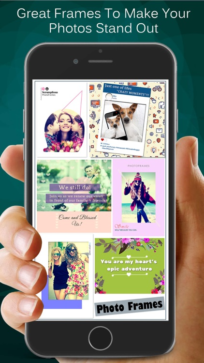Photo Frames : A Collage Maker And Scrapbook