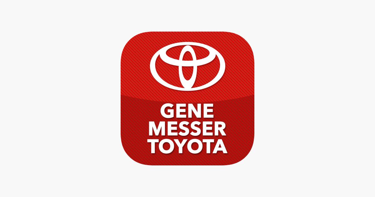 Gene Messer Toyota Na App Store