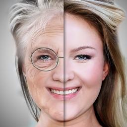 Make Me Old Face Changer Booth Look Older Photo