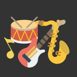 Music Stickers -Emoticons for Texting in Messenger