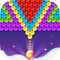 Bubble Shooter Christmas - Fun bubble shoot game