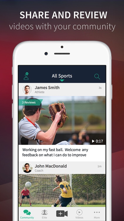 UpMyGame: Sports Video Analysis and Management