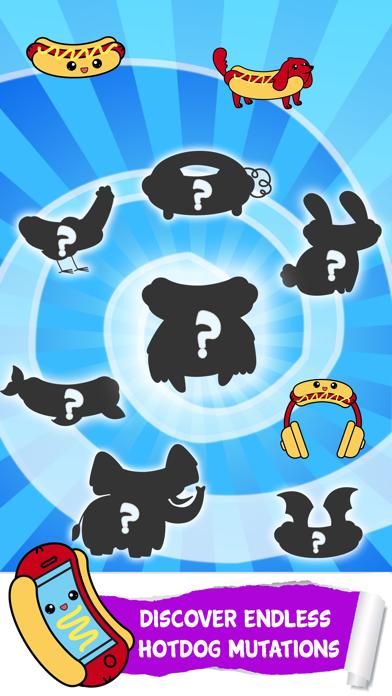 Hotdog Evolution - Food Clicker Kawaii Game