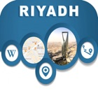 Riyadh  Saudi Arabia Offline City Maps Navigation icon
