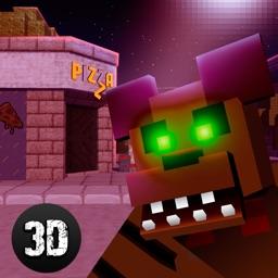 5 Nights at Pizzeria Dead City 3D Full