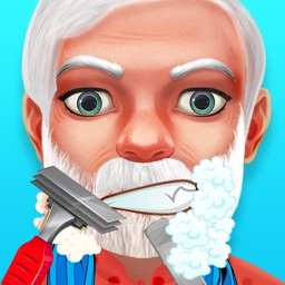 Indian Celebrity Shave Beard Makeover Salon