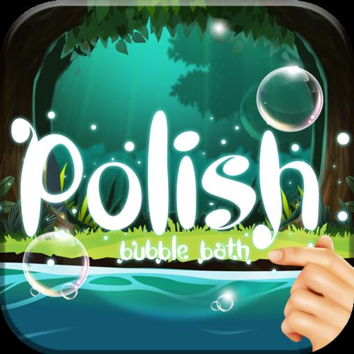 Польский Bubble Bath: Изучайте Польский