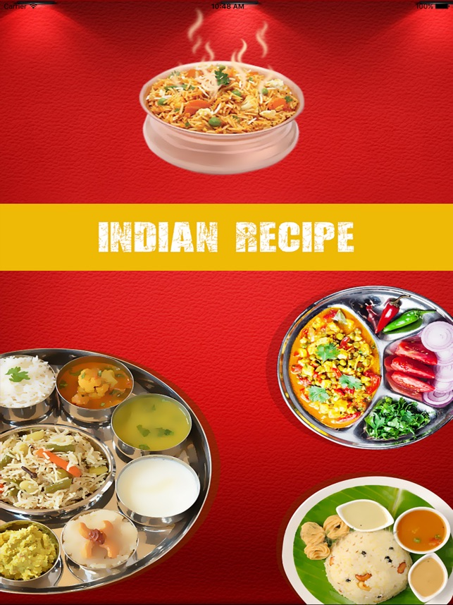 Indian recipe on the app store indian recipe on the app store forumfinder Images