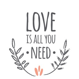Love is All You Need Sticker Pack