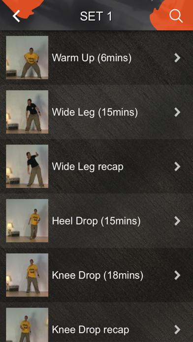 ストリートダンスフィットネス screenshot1