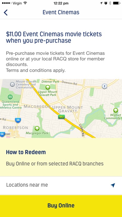 Download RACQ Discounts for Pc