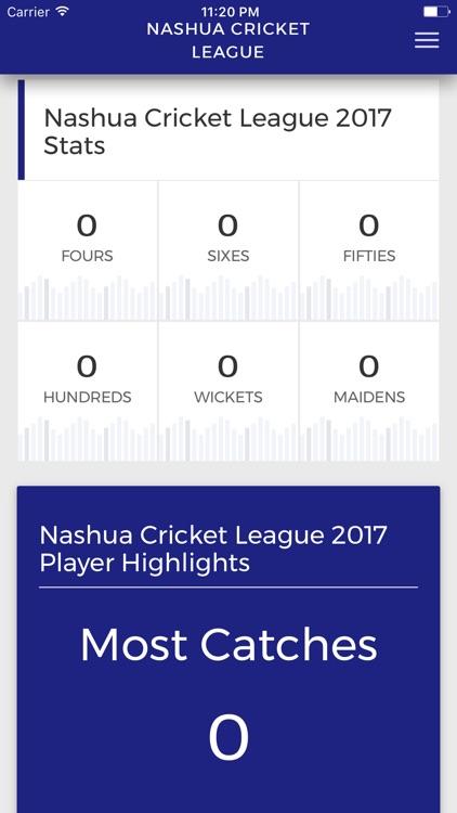 Nashua Cricket League