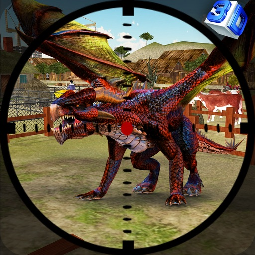 Dragon Hunter & Deadly Sniper Shooter Game