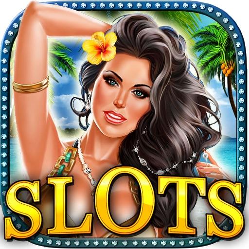 Paradise Mania™ Slots: 5-Reel Spin Ember-s Jackpot iOS App