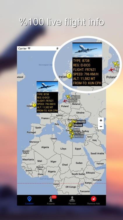 Air Tracker For Alitalia