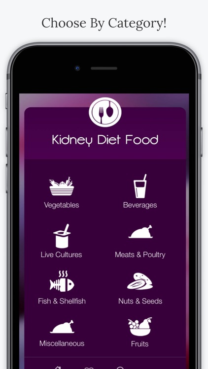 Kidney Diet Foods