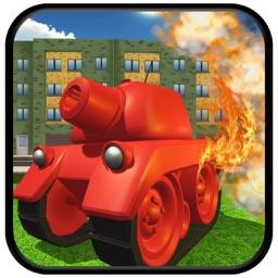 Mini Tanks Shoot Blitz