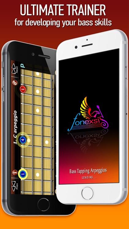 Bass Tapping Arpeggios screenshot-4