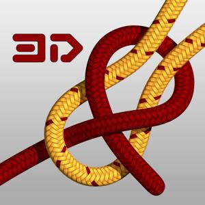 Knots 3D Reference app