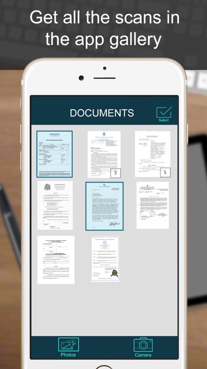 PRO SCANNER - PDF Document Scan,Convert Doc to PDF screenshot-3