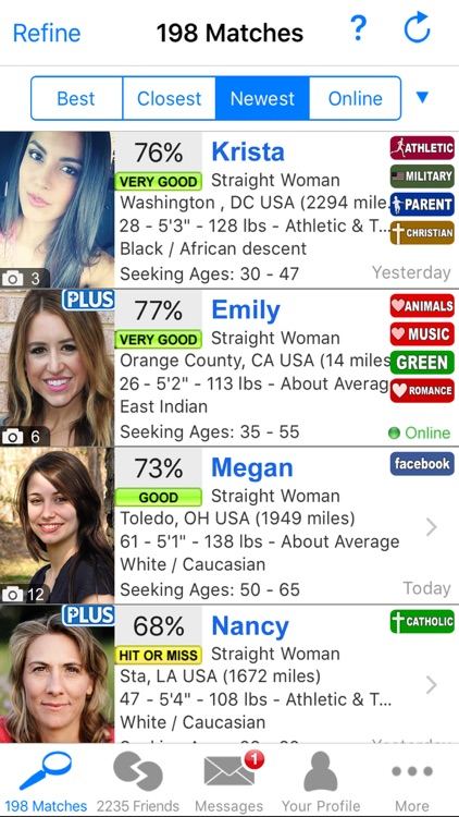 Dating DNA - #1 Date App for iPhone