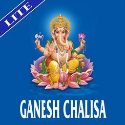 Ganesh Chalisa read along in Hindi & English Free