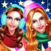Winter Holiday: BFF Dress Up & Makeup Beauty Salon